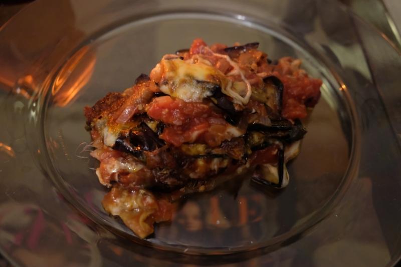 Recipe: Easy oven-baked auberginegratin